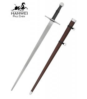 Albrecht training sword, hand and half