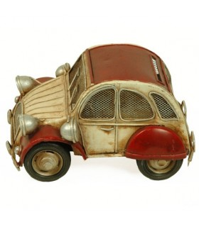 Miniature Car Citroen 2CV, Money Box