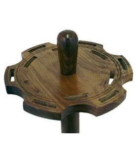Vertical stand for 12 swords or daggers