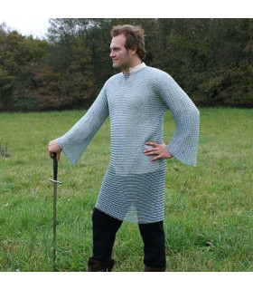 Cota steel mesh, long sleeve