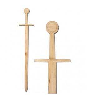 Medieval Wooden Sword