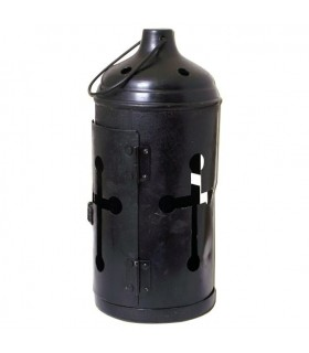 medieval candle lantern