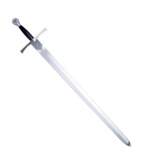 functional medieval sword with scabbard