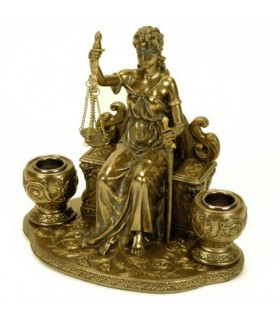 Miniature holders Themis, goddess of Justice