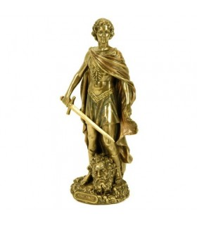 Miniature King David of Israel