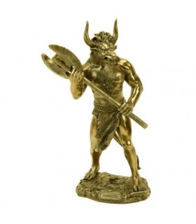 Greek figure Minotaur