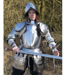 Full armor infantry, XVI century