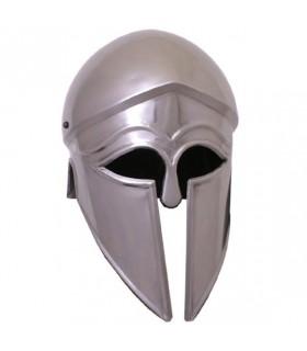 Italo Corinthian helmet