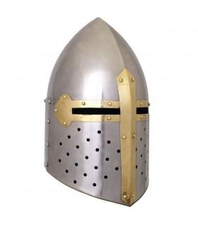 Medieval Sugar Loaf Helmet