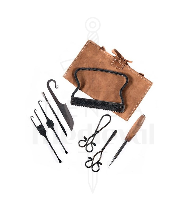 medieval surgical kit