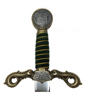 Sword Christopher Columbus Gold