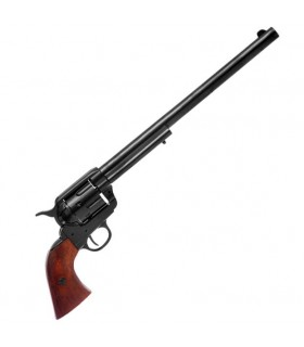 Black Peacemaker revolver, USA 1873