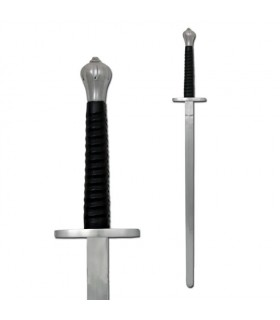 Medieval sword training
