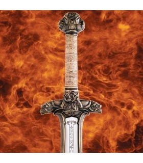 Atlantean Sword Conan Functional (licensed)