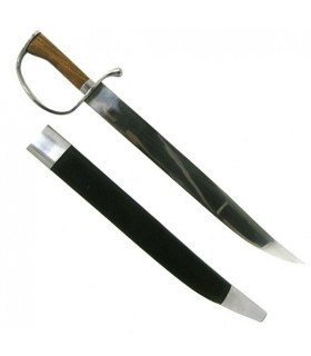 USA Bowie knife functional