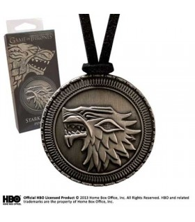 Stark Shield Pendant, Game of Thrones