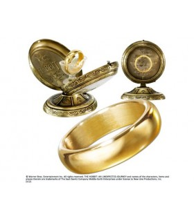 Hobbit single ring with support