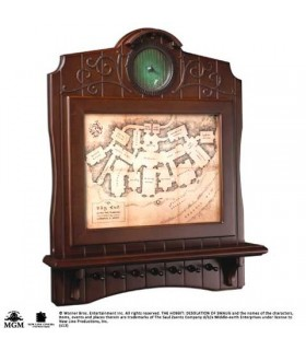 Key wall map Baggins Hobbit