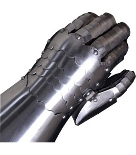 Functional gauntlets Gothic, s. XV