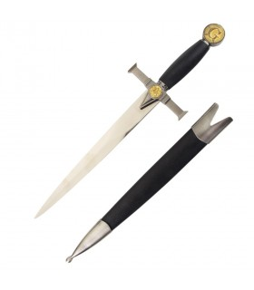 Masonic dagger with scabbard