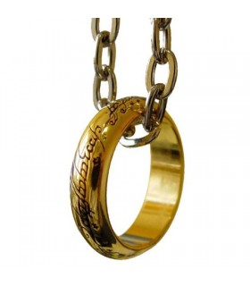 Single ring pendant Lord of the Rings