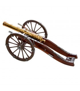French Cannon Louis XIV, XVIII century (45 cms.)