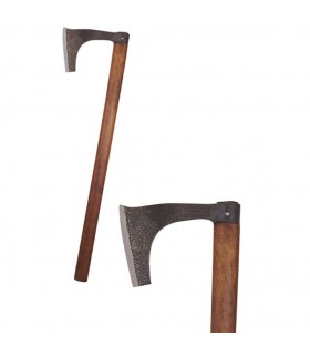 Viking ax bearded, 81 cms.