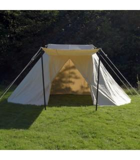 Saxon medieval market tent, 4 x 2.50 mts.