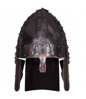 Roman helmet Spangenhelm, IV century AD