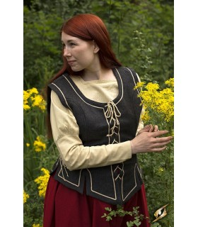 Zuria medieval dress woman