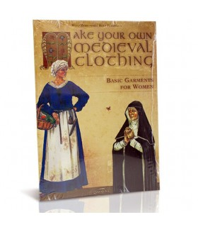 Book Medieval Women's Clothing