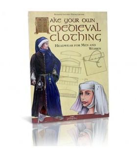 Medieval Book Accessories Head