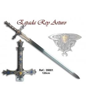 King Arthur's sword, 120 cms.