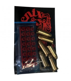 6 24 bullets and firecrackers revolvers DENIX