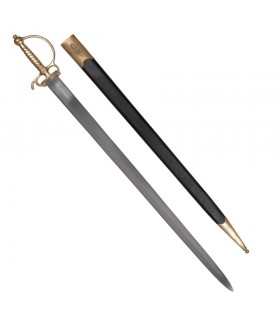 European short sword, XVIII century
