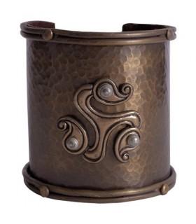 Celtic Triskel Bracelet