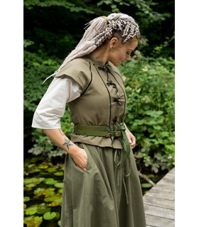 medieval peasant dress