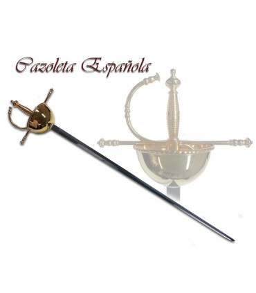 Spanish sword Cazoleta