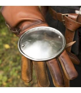 Protector medieval para manos