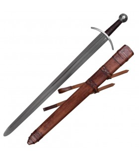 medieval sword scabbard practices