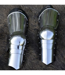 medieval armor protection legs