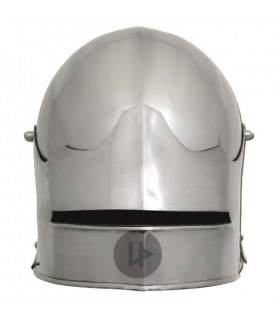 Medieval helmet round Kettle, XIV century
