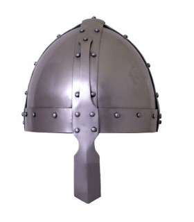 Functional Spangenhelm helmet