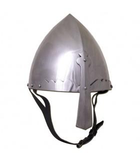 Viking helmet functional Spangenhelm