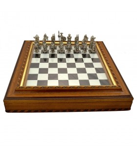 Chess Quijote craft, 31 cms.