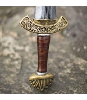 Rapier sword latex, 85 cms.