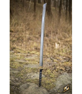 Japanese Sword Nodachi latex, 140 cms.