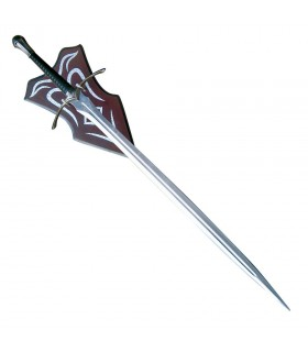 Fantastic sword with support (133 cms.)