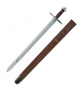 Normandy sword for practice with sheath