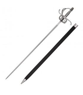 Sword Rapiera loop of the Renaissance